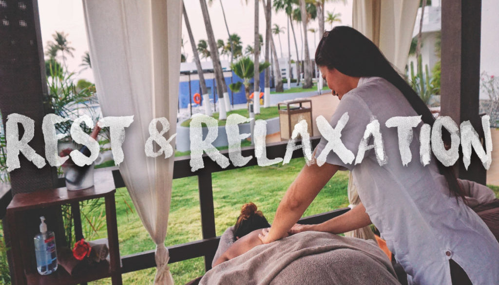 Rest Relaxation - Feature